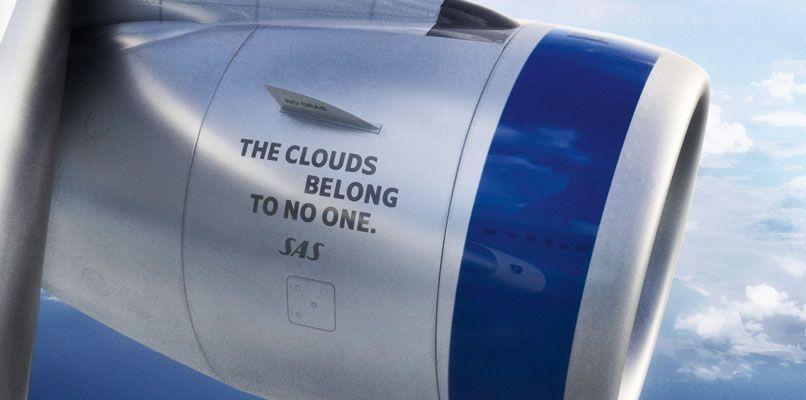 北欧航空21年来首次更换飞机涂装