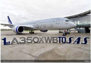 北歐航空將開通東京羽田直飛航線 A350執飛