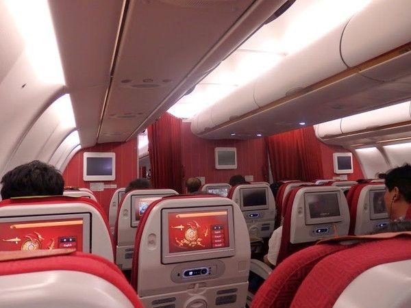 香港航空经营困境加剧 机上娱乐突停燃油恐断供