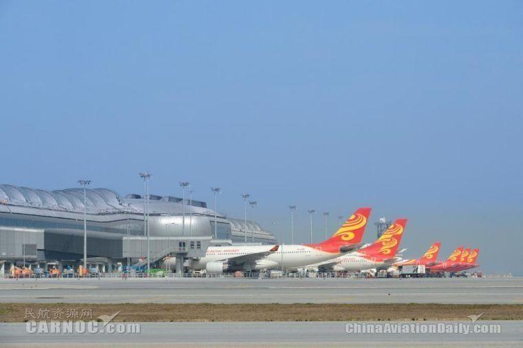 香港政府本周内或将考虑暂时撤销香港航空牌照