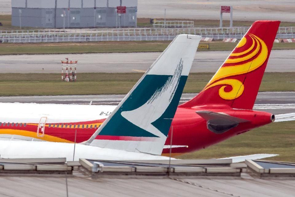 如果香港航空停飞,国泰航空不会受益