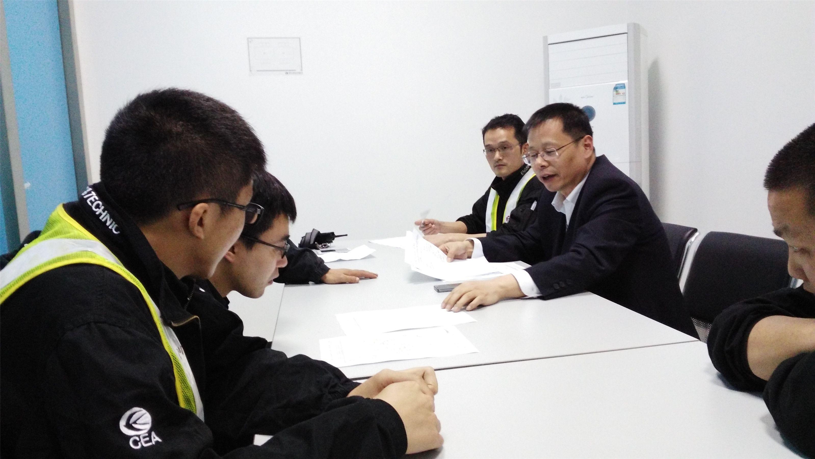 东航江苏公司飞机维修部总经理冷全平:新时代的实干家