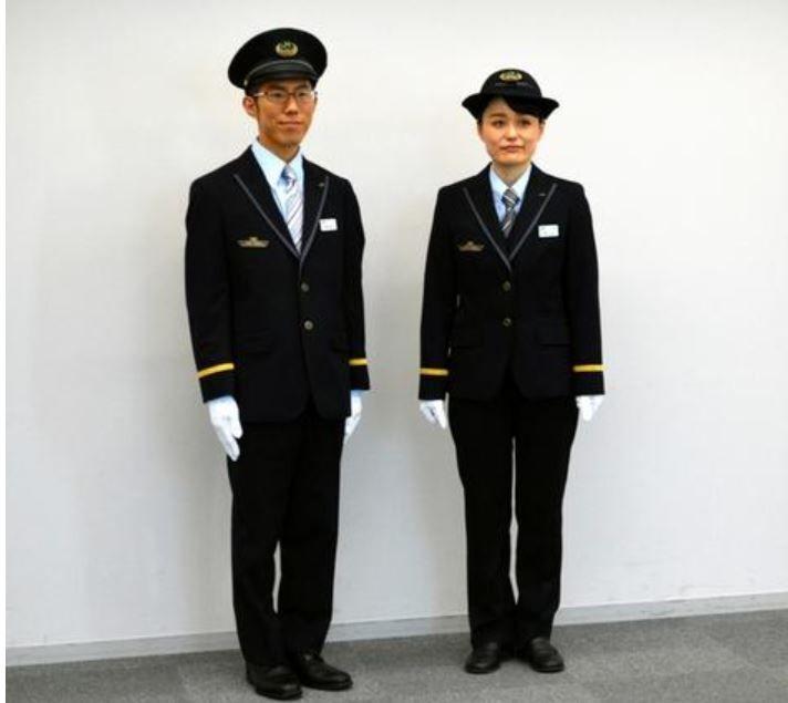JR东日本公布新制服