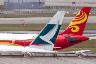 如果香港航空停飛,國泰航空不會受益