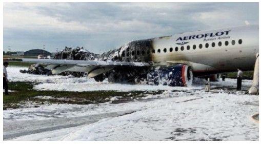 致41人遇难俄航空难调查结果公布:机长草率着陆