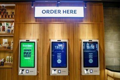 亚航餐厅智能点单