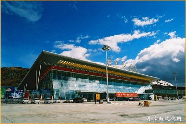 四川第二個航空口岸來了!九黃機場明年開通國際航線