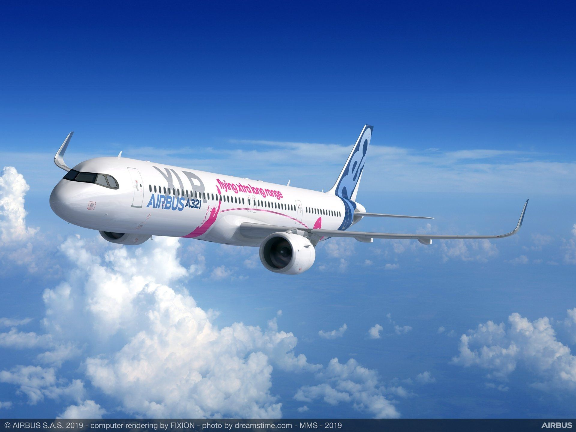 美联航购50架空客A321XLR 用于替换757飞机