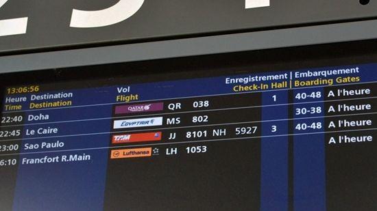 法国周四大罢工:国内航班减少30% 国际航线减少15%