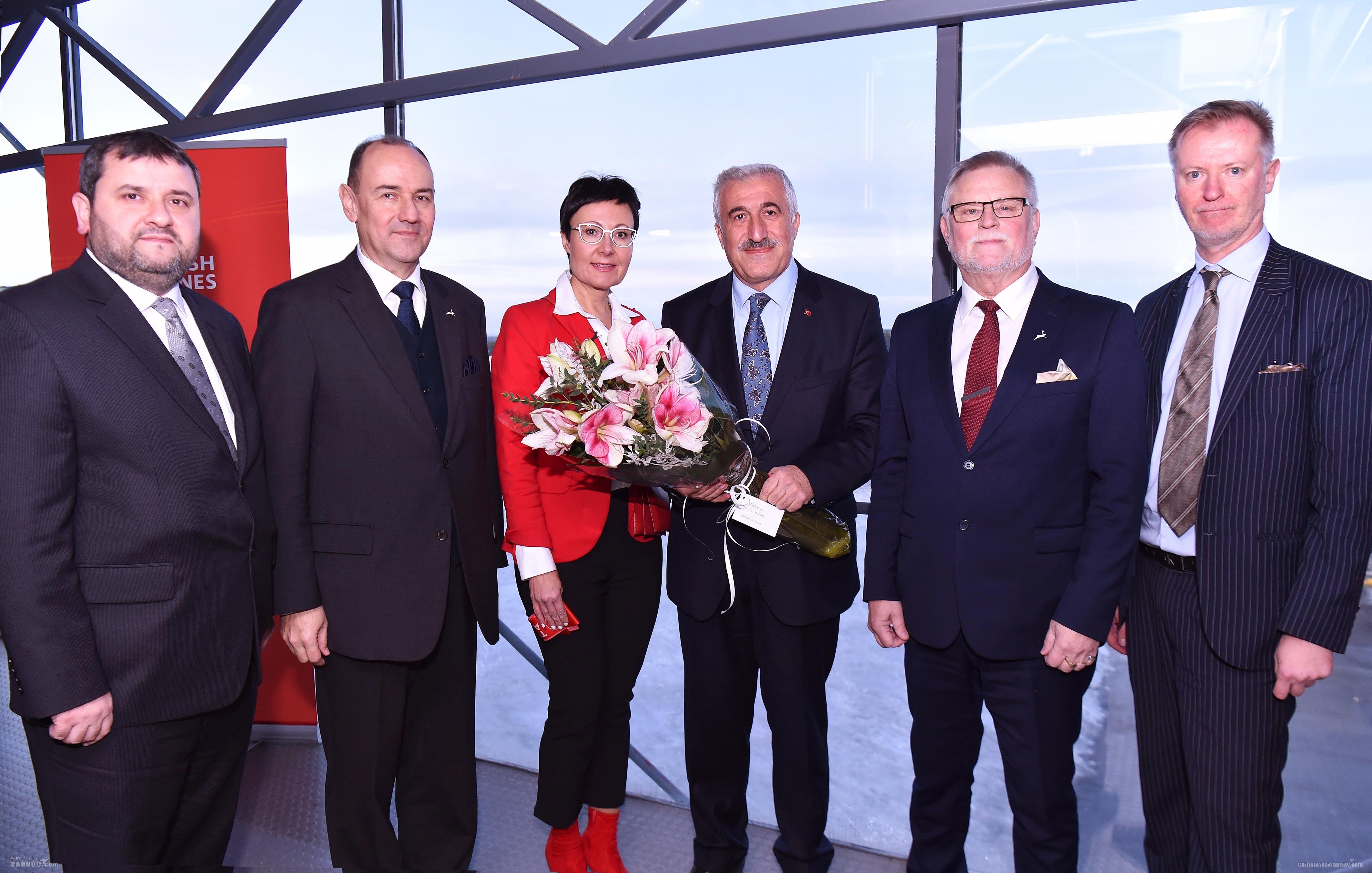 土耳其航空开通芬兰罗瓦涅米航线