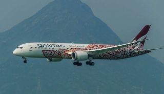 澳航將暫停所有國際航班 員工下崗超市就業