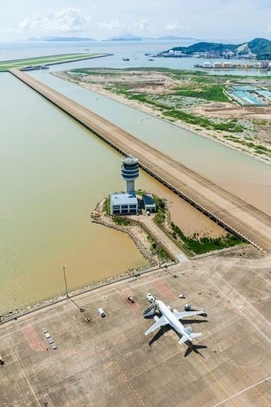 澳门机场供图