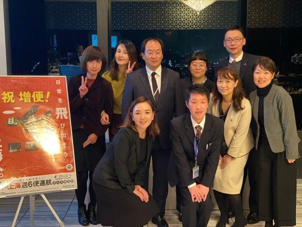 东航加密上海—日本小松航班至每周6班