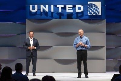 美联航CEO将于明年5月离职 公司总裁接任