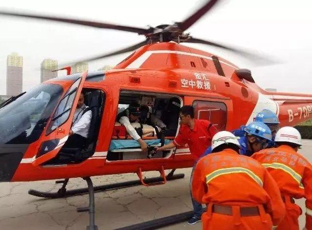 贵州火爆的直升机救援垮了?!经销商围堵要钱