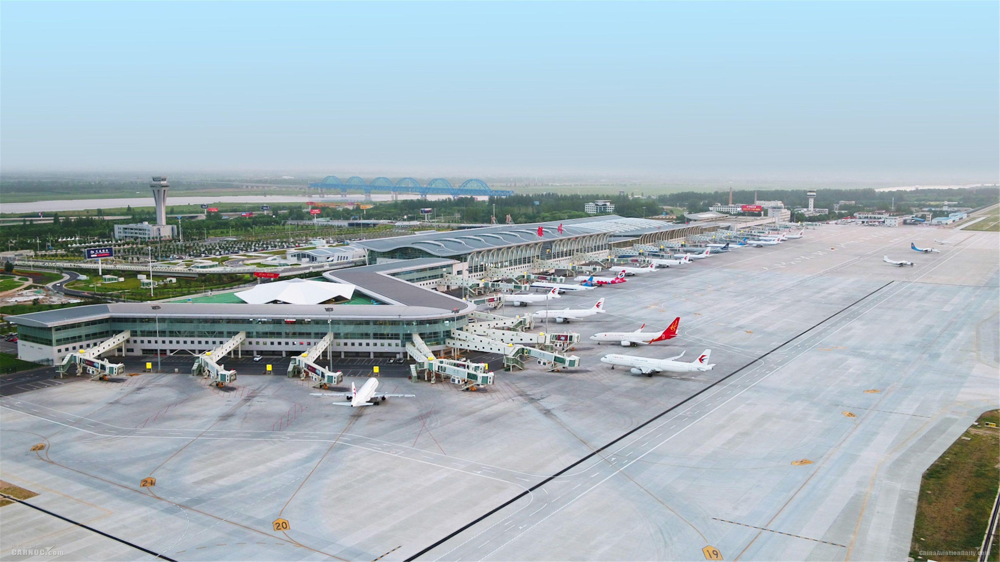 奋力打造现代化西部一流机场      机场供图