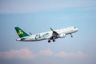 春秋航空6月客運量環比增14.72%