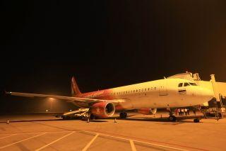 常德機場開通首條國際航線