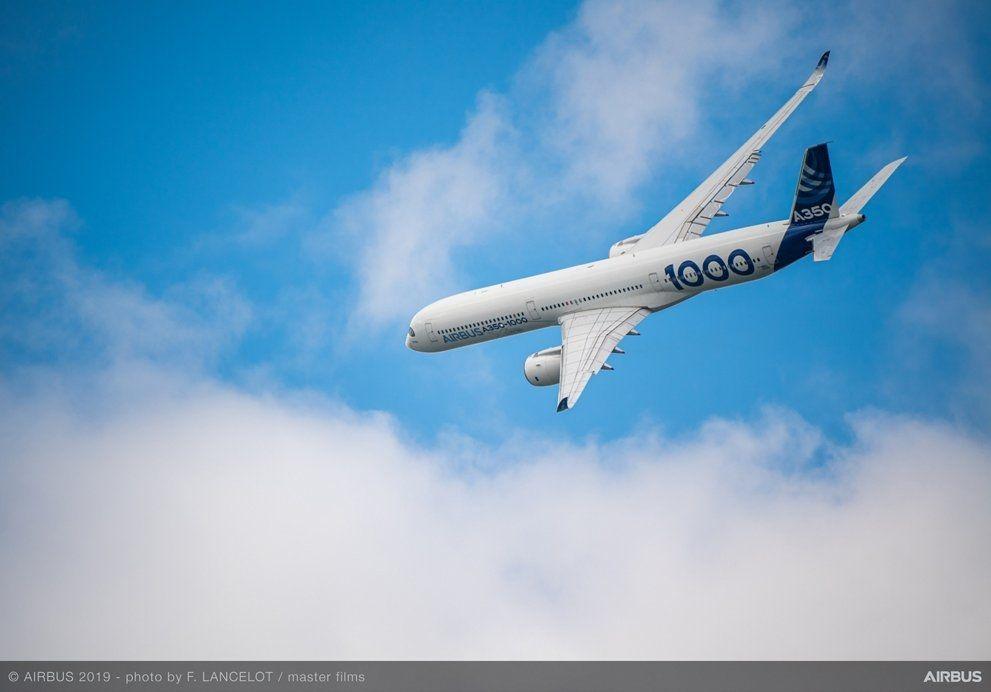 定了?澳航有意购A350-1000作为日出计划机型