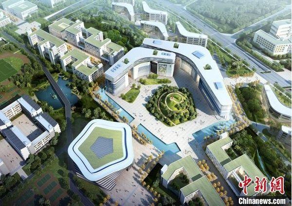 投资100亿!中国民航飞行学院天府校区项目启动