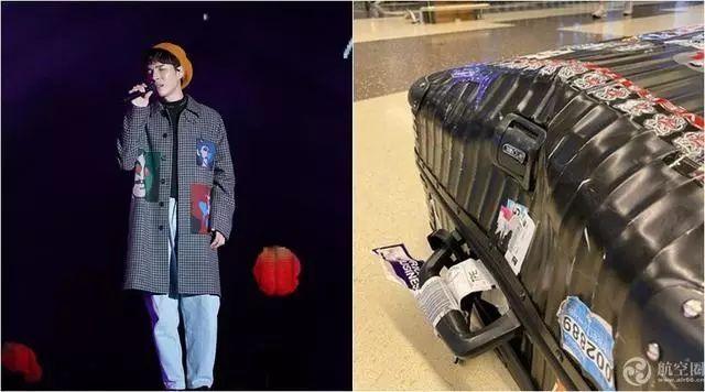 """男歌手行李箱被摔坏怒呛""""是从空中摔下吗?"""" 航空公司拒赔偿"""