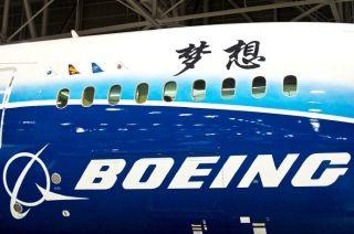 图集|波音787梦想飞机起飞十周年