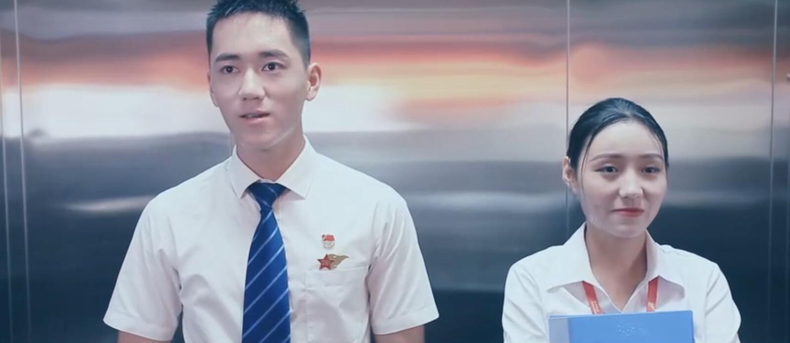 """《遇见更好的自己》深航一""""旅""""阳光宣传片"""