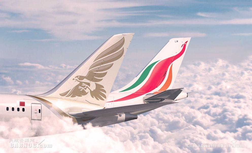 斯里兰卡航空签署与巴林王国海湾航空代码共享协议