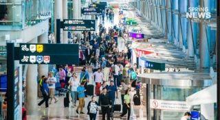 預計圣誕節-新年期間泰國六大機場約接待旅客493萬人次