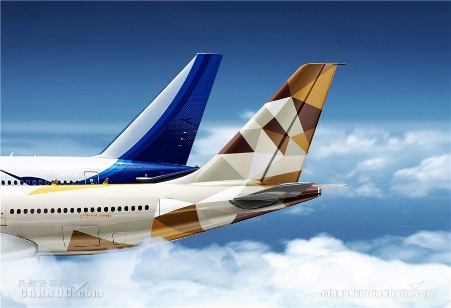 阿提哈德航空以及科威特航空建立新的代码共享合作