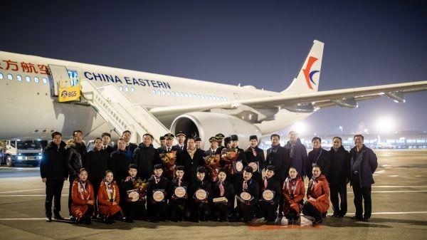 东航北京分公司圆满完成2019航空安全年