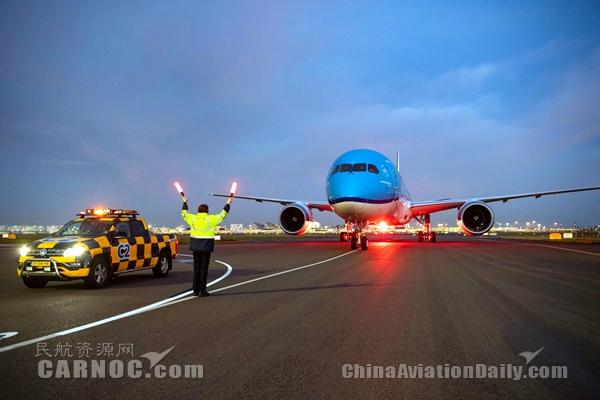 荷航投资新飞机助力环保  波音787机队已达17架