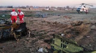 乌克兰客机失事前曾超载 延迟起飞一小时