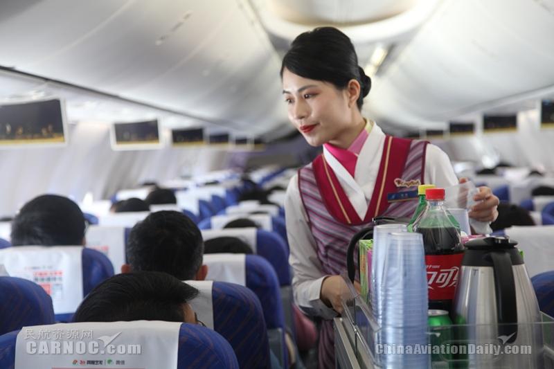 春运期间南航在广西投入3459航班班次保障旅客出行
