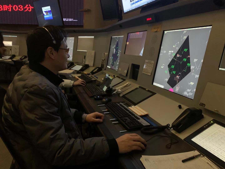 西北空管局为突发疾病旅客搭建空中绿色通道