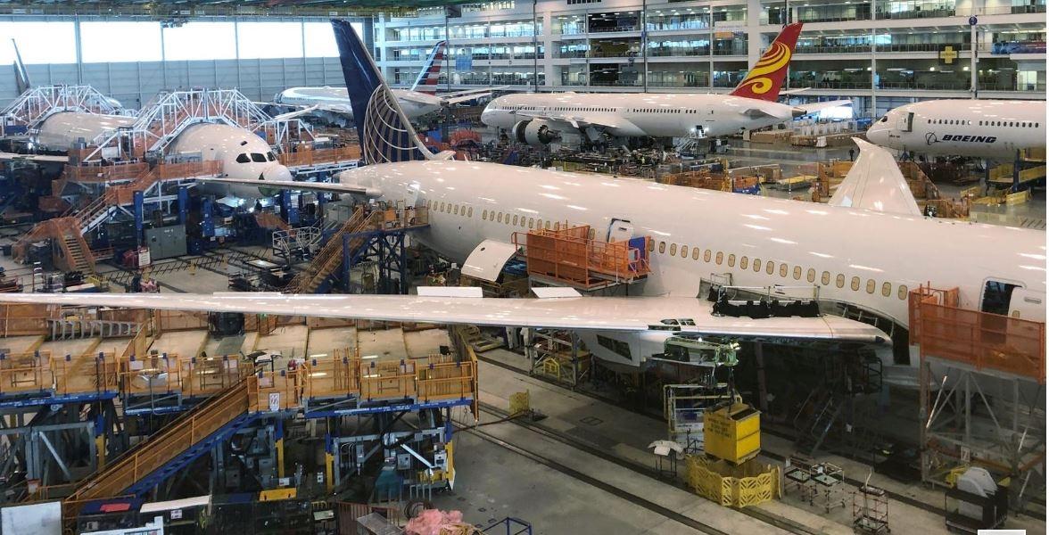 美飞机租赁公司CEO:因中国订单锐减,波音787或减产