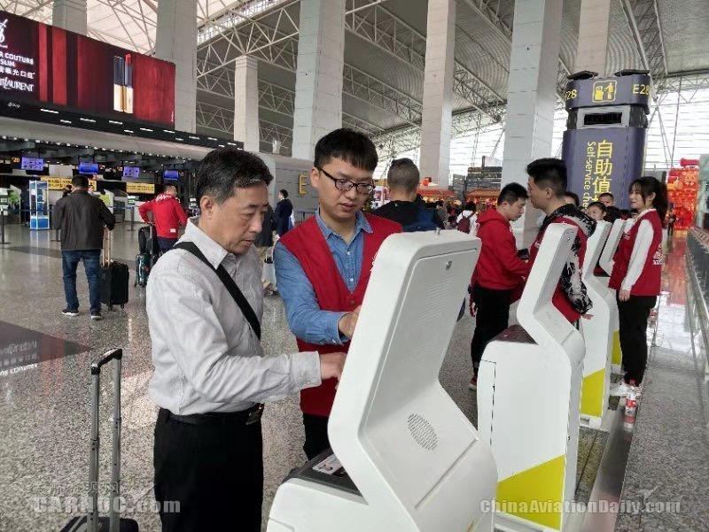 春运首日,东航服务超41万人次旅客归家团圆