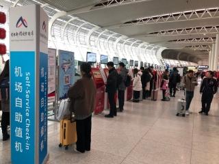 合肥新桥国际机场便捷出行服务春运