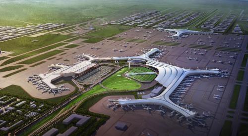 哈尔滨机场总体规划获批 2030旅客吞吐量达6500万人次