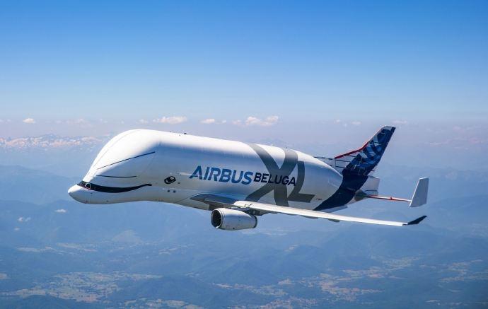 空客超级大白鲸投入运营