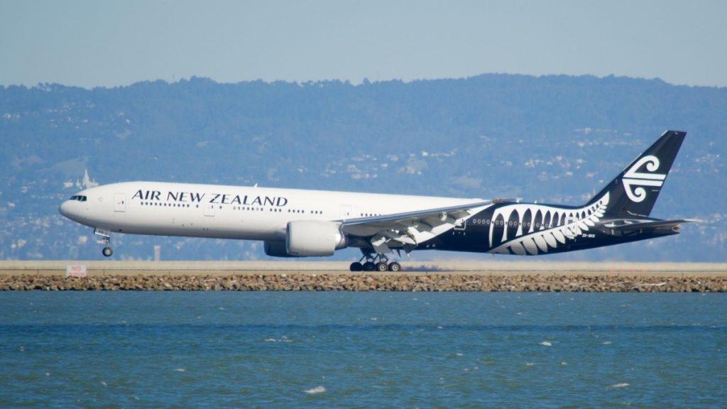 新西兰航空免费WiFi使用人数达到百万大关