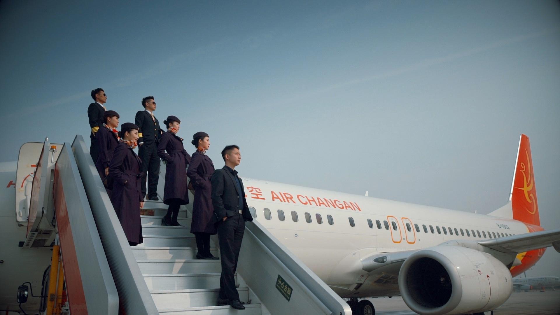 长安航空于2019年12月为牟天一原创歌曲《理想》拍摄MV