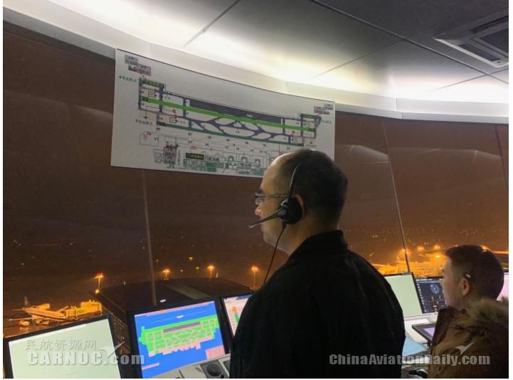 湖南空管成功保障载有心脏病人航班安全着陆
