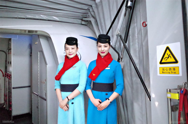 厦门航空福州—札幌(北海道)航线正式首航