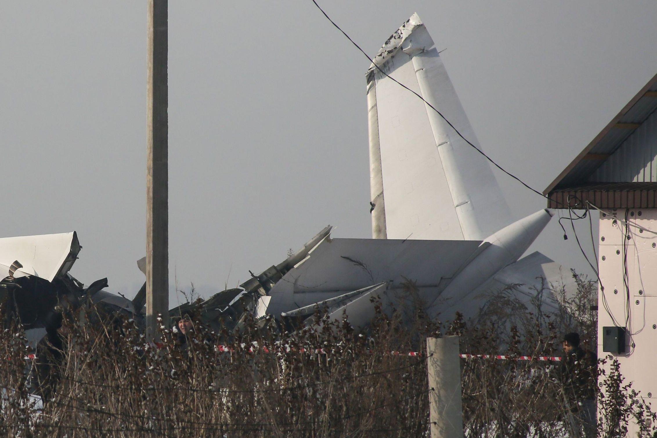 初步结果:机身结冰或为阿拉木图坠机主要原因