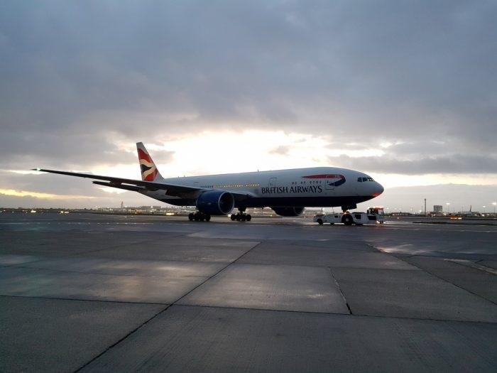 民航早报:飞行近5000万英里 英航首架777退役