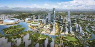 新开工项目62个 成都天府空港新城2019年总投资达670亿元