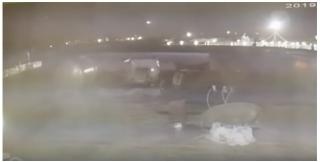 两枚伊朗导弹击中乌克兰客机 间隔30秒