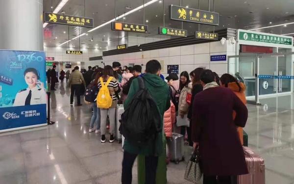 黄山机场2020年春运首周实现开门红,周航班量最高破百班
