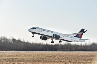 普惠GTF发动机为加拿大航空空客A220提供动力
